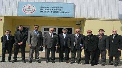 İstanbul Arnavutköy Hacı Şamil Şayir Mesleki Eğitim Merkezi