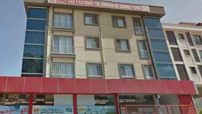 İstanbul Ataşehir Özel Gazi-5 Kız Öğrenci Yurdu