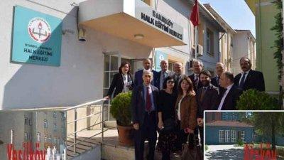İstanbul Bakırköy Halk Eğitim Merkezi Hizmetleri