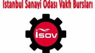 İstanbul Sanayi Odası Vakfı Bursları Başvuruları