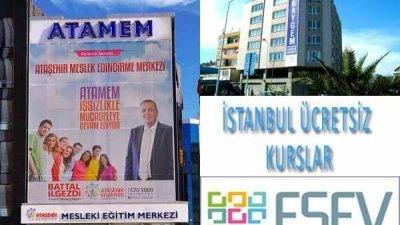 İstanbul Ücretsiz Belediye Kursları