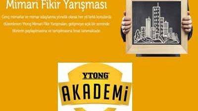 YTONG Akademi Mimari Fikir Yarışması