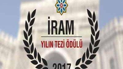 İran Araştırmaları Merkezi 2017 Yılın Tezi Ödülü