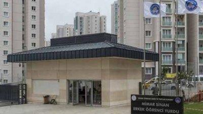 İstanbul Maltepe KYK Mimar Sinan Erkek Yurdu