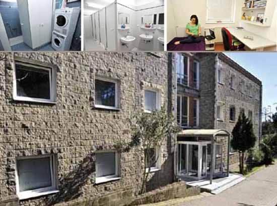 İstanbul Teknik Üniversitesi İTÜ Öğrenci Yurtları