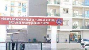 KYK Yurt İzmir Buca Gazi Ayşe Hanım Kız Yurdu