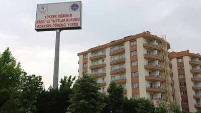 İzmir Bornova Kyk Erkek Öğrenci Yurdu
