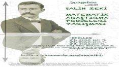 Salih Zeki Matematik Projeleri Yarışması 2019