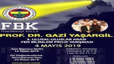 Fenerbahçe Koleji Fen Bilimleri Proje Yarışması