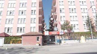 KYK Yurt Ankara Şerife Bacı Kız Yurdu