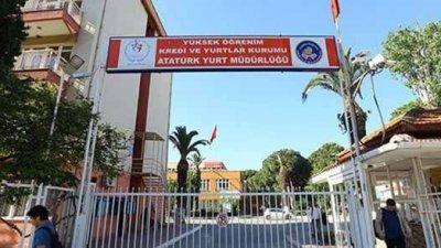 İzmir Balçova Kyk Atatürk Erkek Yurdu