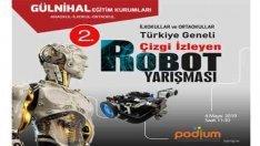 Türkiye Geneli Çizgi İzleyen Robot Yarışması