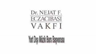 Dr Nejat F Eczacıbaşı Vakfı Müzik Burs Başvurusu