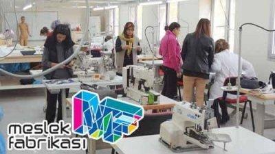 İzmir Büyükşehir Belediyesi Meslek Fabrikası Ücretsiz Kurs