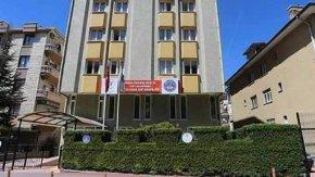 Ankara Cebeci Kyk Erkek Öğrenci Yurdu