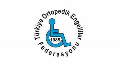 Türkiye Ortopedik Engelliler Federasyonu Bursu