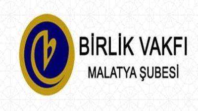 Birlik Vakfı Malatya Şubesi Bursu Başvurusu