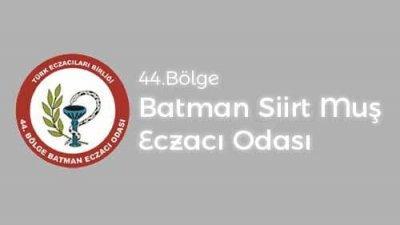 Batman Siirt Muş Eczacı Odası Bursu Başvuruları Başladı