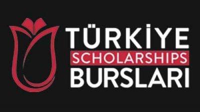 Türkiye Bursları Başvuruları Başladı