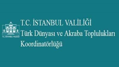 İstanbul Valiliği Türk Dünyası Ve Akraba Toplulukları Bursu