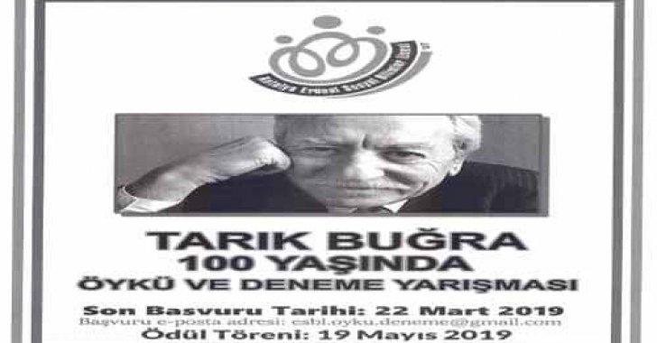 Tarık Buğra 100 Yaşında Öykü Ve Deneme Yarışması