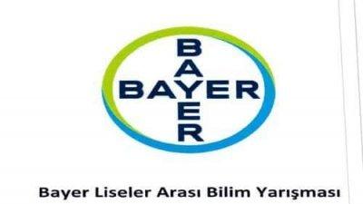 Bayer Liseler Arası Bilim Yarışması