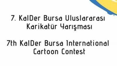Kalder Bursa Uluslararası Karikatür Yarışması