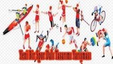 Yeni Bir Spor Dalı Tasarımı Yarışması