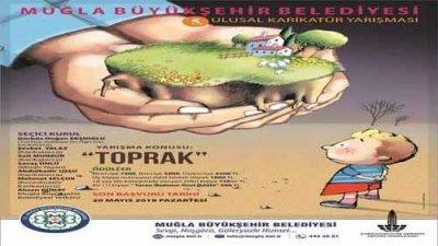 Muğla Belediyesi Ulusal Karikatür Yarışması