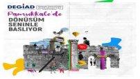 Degiad Yaşayan Pamukkale Mimarı Fikir Yarışması