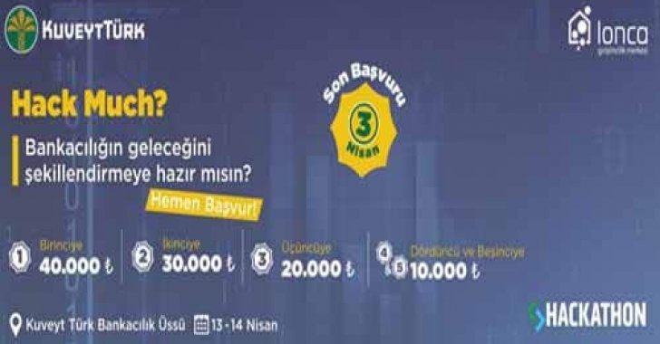 Kuveyt Türk Hack Much Yarışması