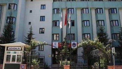Ankara Çankaya Mahmut Nedim Zapçı Kyk Kız Yurdu
