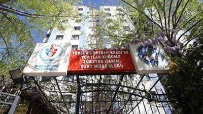 Ankara Zübeyde Hanım Kyk Kız Yurdu