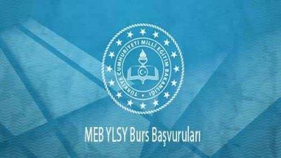 MEB YLSY Burs Başvuruları