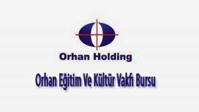 OEKV Orhan Eğitim Ve Kültür Vakfı Bursu