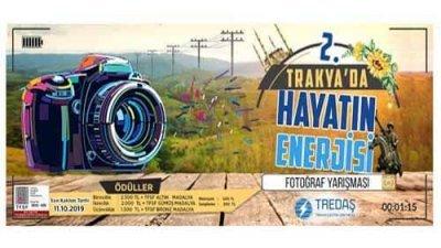 Trakya'da Hayatın Enerjisi Fotoğraf Yarışması