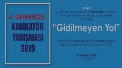 Türk Amerikan Derneği Karikatür Yarışması