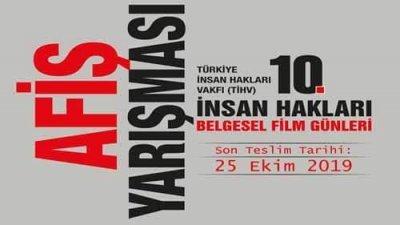 İnsan Hakları Belgesel Günleri Afiş Yarışması