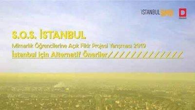 S.O.S İstanbul Fikir Proje Yarışması