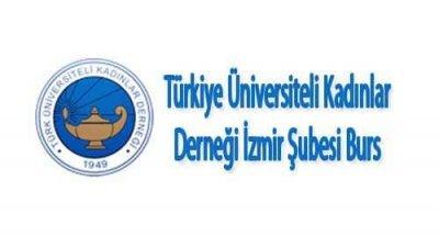 Türkiye Üniversiteli Kadınlar Derneği İzmir Şubesi Burs