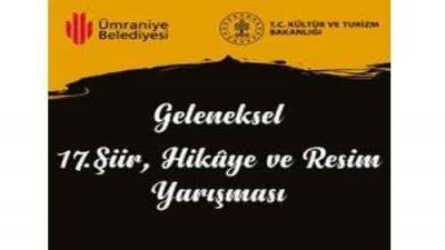 Ümraniye Belediyesi Hikaye Resim Şiir Yarışması