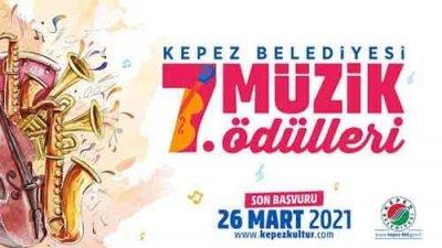 Kepez Belediyesi Müzik Ödülleri Yarışması