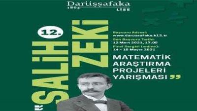 Salih Zeki Matematik Projeleri Yarışması
