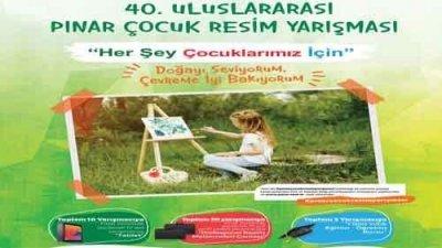 Pınar Çocuk Resim Yarışması