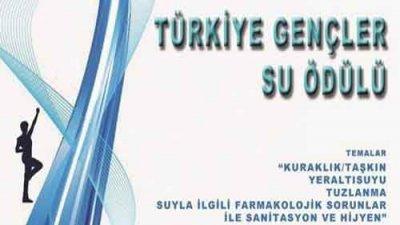 Dsi Türkiye Gençler Su Ödülü Yarışması