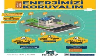 Enerjimizi Koruyalım Proje Yarışması