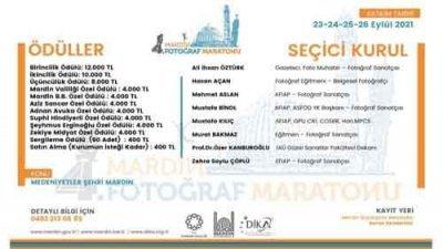 Mardin Foto Maraton Yarışması