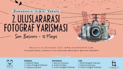Ramazanın Işığını Yakala Uluslararası Fotoğraf Yarışması