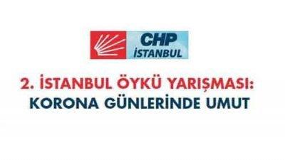 CHP İstanbul Öykü Yarışması Korona Günlerinde Umut