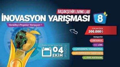 Başakşehir Living Lab İnovasyon Yarışması